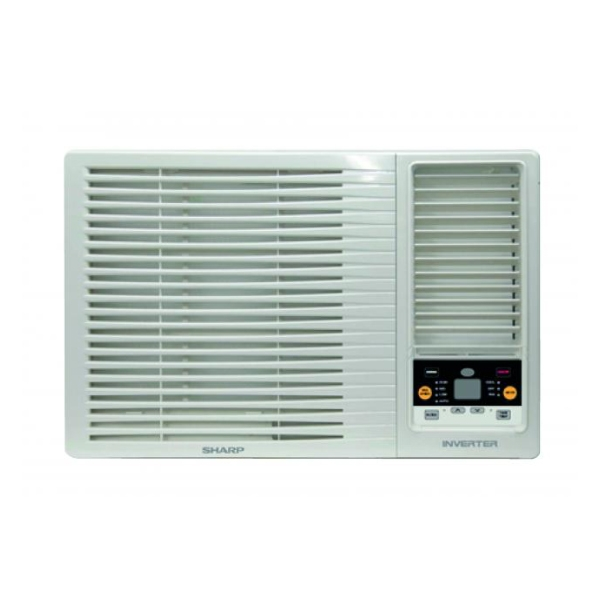 SHARP WINDOW TYPE INVERTER AIRCON AF-X10SCF