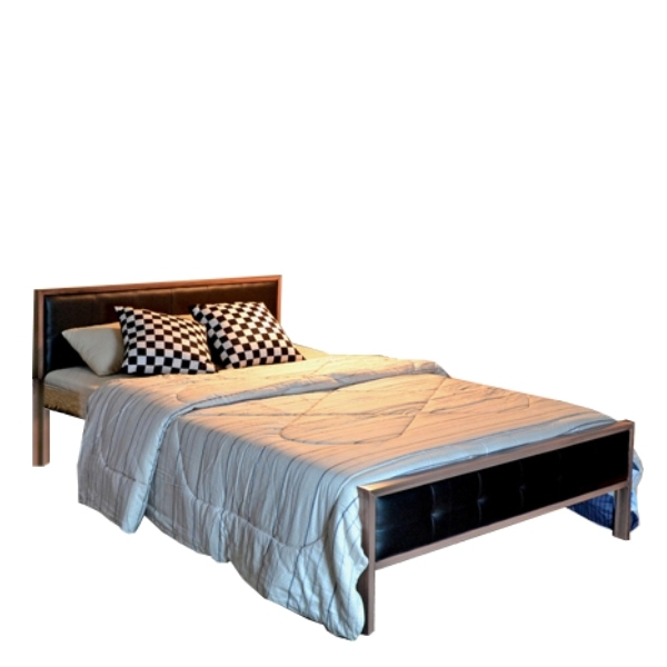 CLC DOUBLE BED 54″ CUZZON