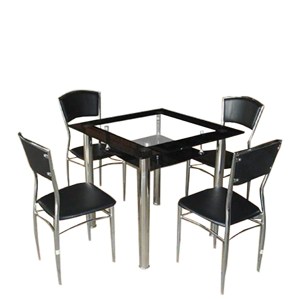 CLC DINING TABLE DOMINO 4S
