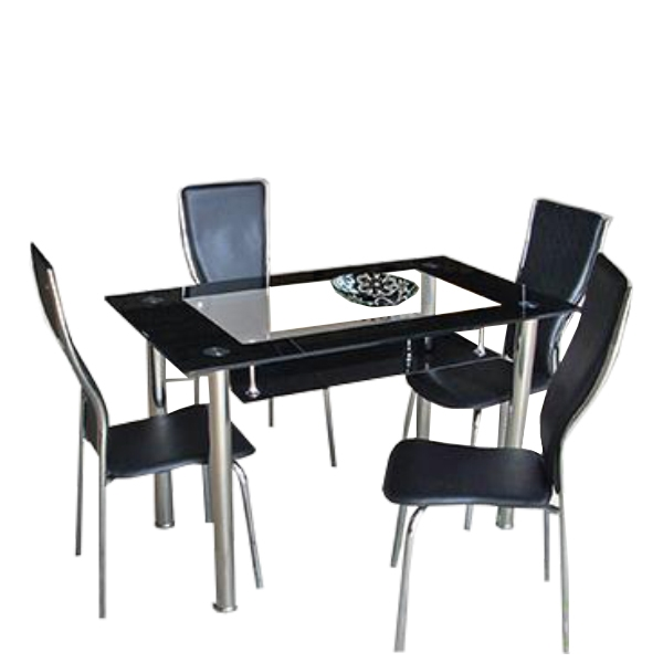 CLC DINING TABLE GRAHAM 4S