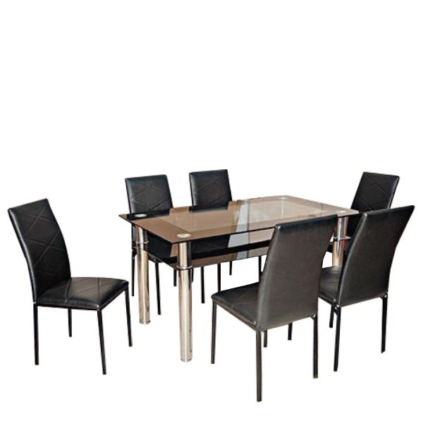 CLC DINING TABLE HAVENLY 6S
