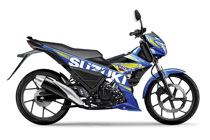 RAIDER150 FI MOTOGP