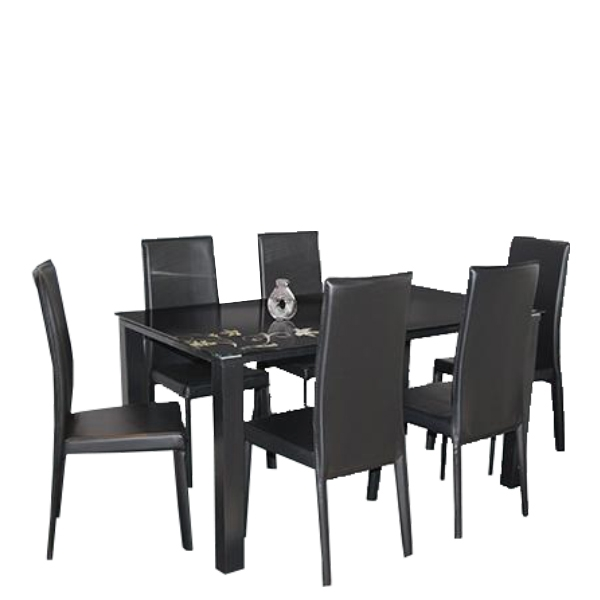 CLC DINING TABLE ROYCE 6S
